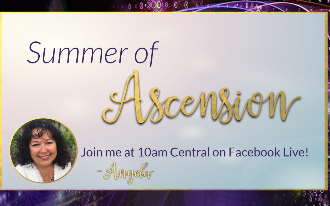 Summer of Ascension Series: How to Connect to your Soul's Purpose through Meditation